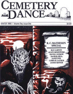Cemetery Dance: Issue 3