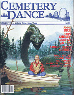 Cemetery Dance: Issue 9