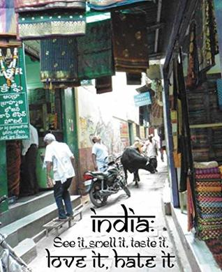 India: See it, smell it, taste it, love it, hate it... (Twisted travel tales Book 4)