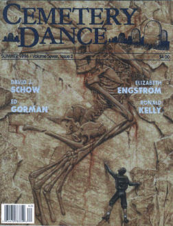 Cemetery Dance: Issue 24