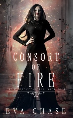 Consort of Fire (The Witch's Consorts Book 4)