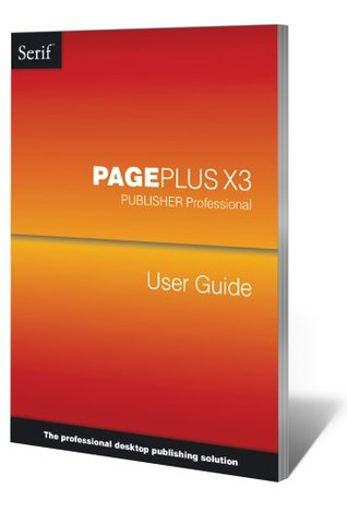 PagePlus X3 User Guide