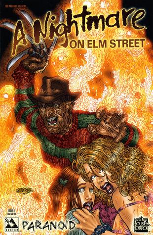 A Nightmare On Elm Street - Paranoid