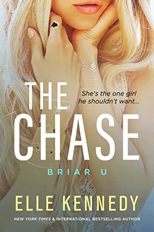 A fun read read despite pacing issues! My review for The Chase is here!