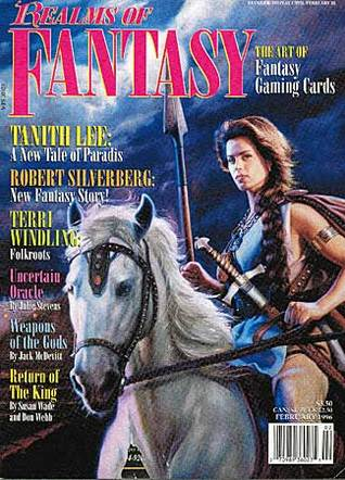 Realms of Fantasy (Volume 2 Number 3)