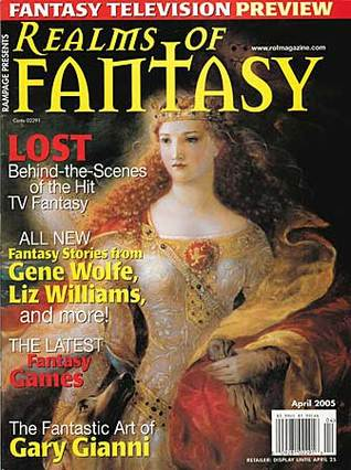 Realms of Fantasy (Volume 11 Number 3 / April 2005)