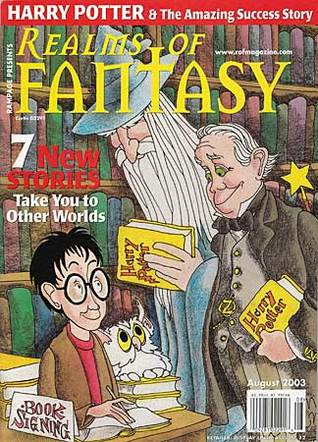 Realms of Fantasy (Volume 9 Number 6) (August 2003)