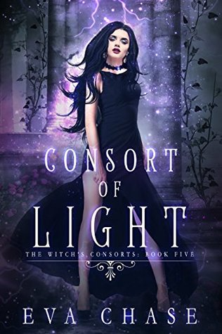 Consort of Light (The Witch's Consorts #5)