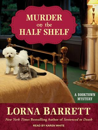 Murder on the Half Shelf (Booktown Mystery, #6) (Audiobook)