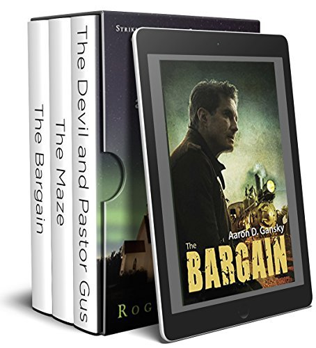 """Paranormal Suspense Box Set : """"The Bargain"""" """"The Devil and Pastor Gus"""" """"The Maze"""" (Catch Me If You Can Book 2)"""