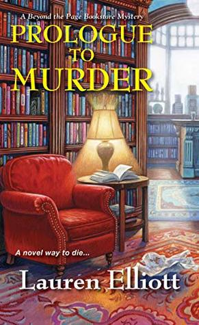 Prologue to Murder by Lauren  Elliott