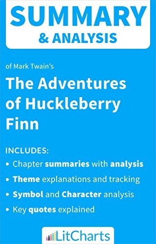Summary & Analysis of The Adventures of Huckleberry Finn by Mark Twain