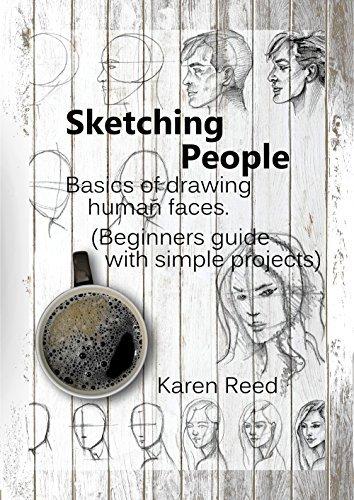 Sketching People: Basics of drawing human faces