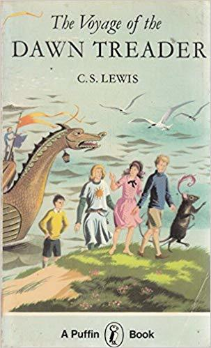 "Voyage of the ""Dawn Treader"" (Puffin Books)"