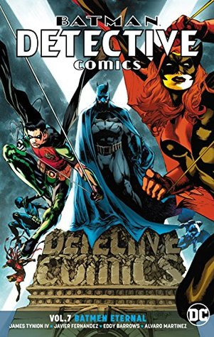 Batman: Detective Comics, Vol. 7: Batmen Eternal