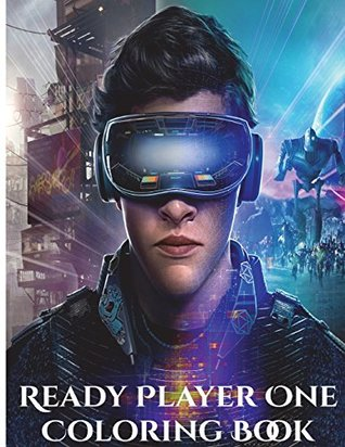 Ready Player One Coloring Book