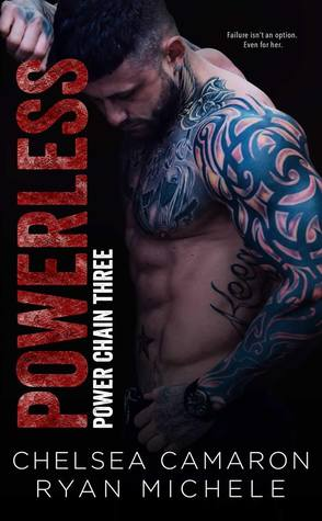 PowerLess: Anti-Hero Game (Power Chain Book 3)
