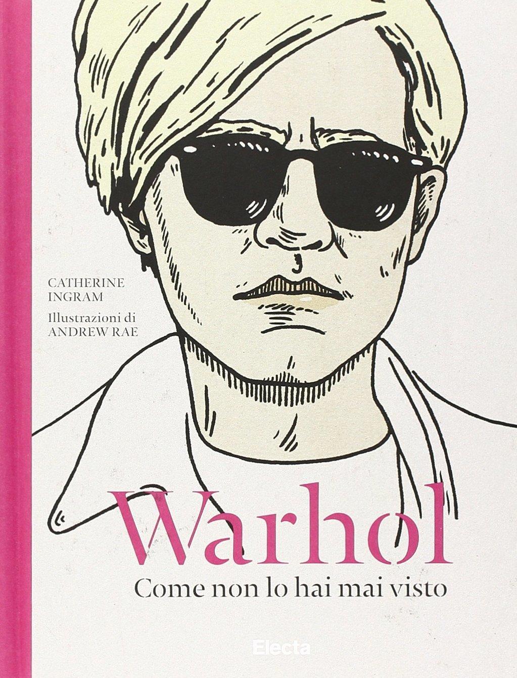 Warhol come non lo hai mai visto