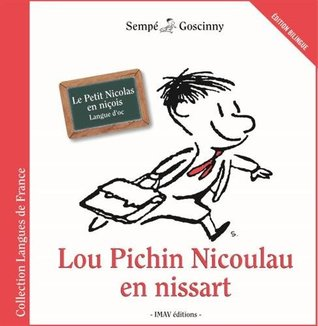 Le Petit Nicolas En Niçois: Mini Livre Petit Nicolas: Nicolas