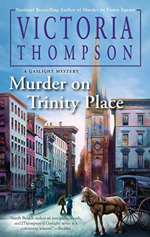 Murder on Trinity Place (Gaslight Mystery #22)