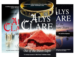 An Aelf Fen Mystery (8 Book Series)