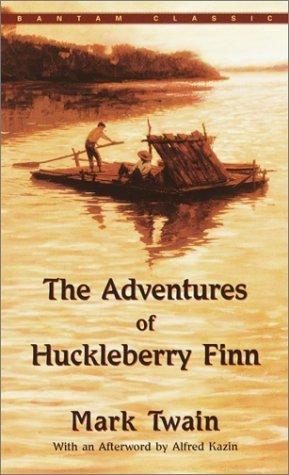 huck finn book summary