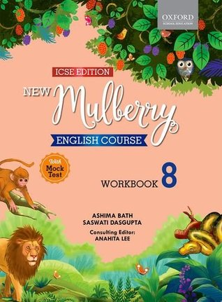 New Mulberry English Course Workbook Class 8