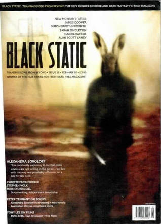 Black Static Issue 15