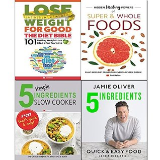 Lose Weight for Good / Simple & Whole Foods / 5 Simple Ingredients Slow Cooker / 5 Ingredients
