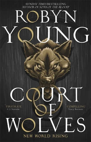 Court of Wolves (New World Rising, #2)