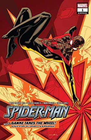 Spider-Man (2016) Annual #1