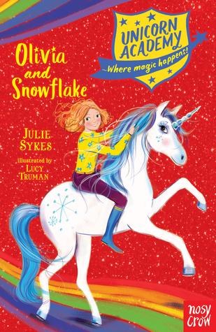Olivia and Snowflake