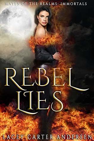 Rebel Lies by Lacey Carter Andersen