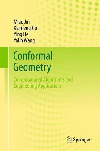 Conformal Geometry: Computational Algorithms and Engineering Applications