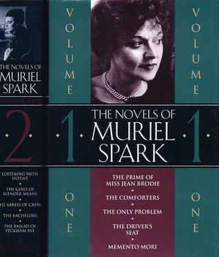 Novels of Muriel Spark 2v Set
