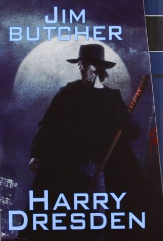 Estuche 'Harry Dresden' I