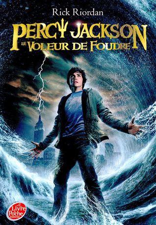 Percy Jackson, tome 1 |Le voleur de foudre