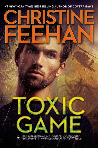 Toxic Game (GhostWalker #15)