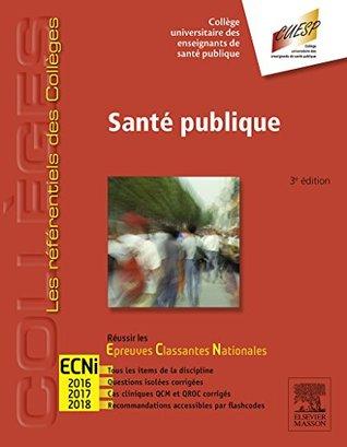 Santé publique: Réussir les ECNi