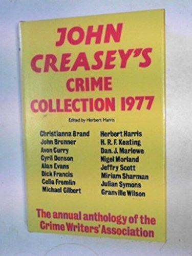 John Creasey's Crime Collection, 1977
