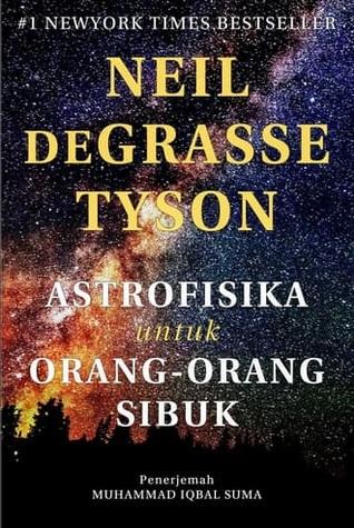 Astrofisika Untuk Orang-orang Sibuk