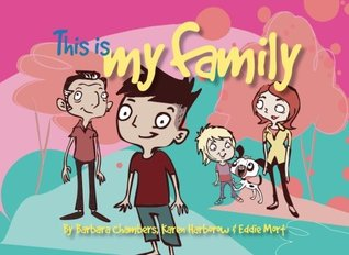 This is my Family: Jack is 13 years old. He lives with his daddy, mummy, sister Amy and dog Sam. Daddy has dementia. Something isn?t right in daddy?s brain and Jack can help him to do things.