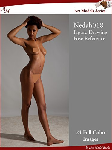 Art Models Nedah018: Figure Drawing Pose Reference