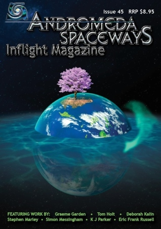 Andromeda Spaceways Inflight Magazine Issue 45