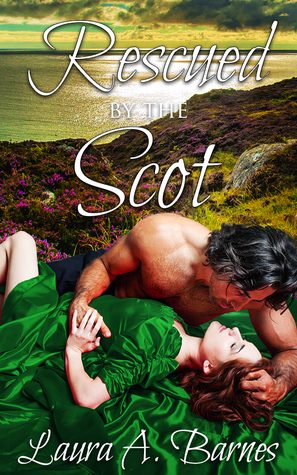 Rescued By the Scot (Romancing the Spies #3)