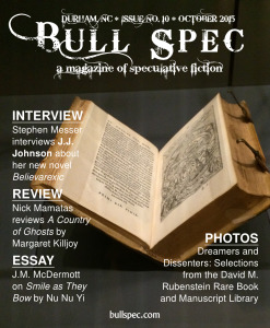 Bull Spec #10