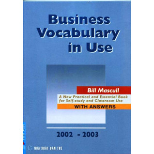 Bussiness Vocabulary in Use