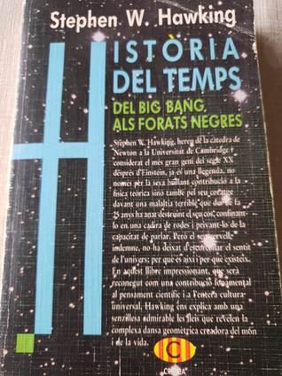 Història del temps. Del Big Bang als forats negres