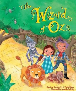 The Wizard of Oz Picture Book