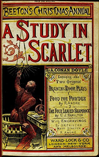 A Study in Scarlet + 3 FREE EBOOKS [Illustrated]